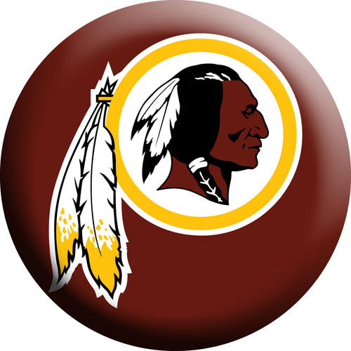 Washington Redskins logo NFL