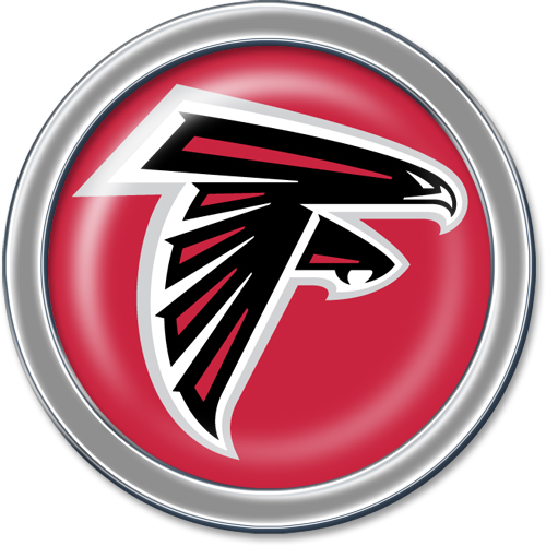 Atlanta Falcons logo NFL