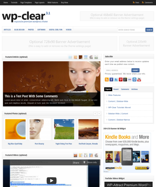 <h3>WP-Clear</h3>