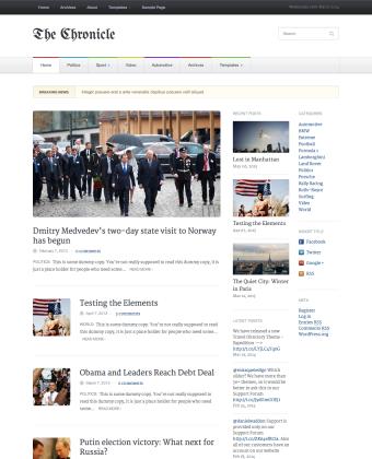 chronicle-magazine-wordpress-theme